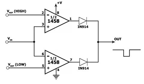 Vu Meter moreover 12v flou l also Lm380 Power Audio  lifier Circuit further Index3 likewise Window  parator Circuit. on led electronic circuits