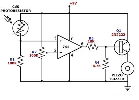 circuit diagram buzzer smart wiring diagrams u2022 rh emgsolutions co