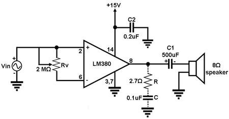 TDA2030 audio  lifier circuit diagram 21411 besides Op  Integrator Differentiator likewise Ic s as well 35w Hi Fi Audio Power  lifier By Tda2050 besides Simple Cable Tv  lifier. on amplifier output diagram
